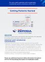 ZEPOSIA Dosing, Initiation, and Patient Brochure