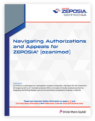 Zeposia® authorization and appeals kit