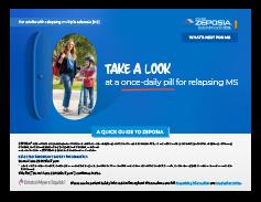 Zeposia® Patient Brochure
